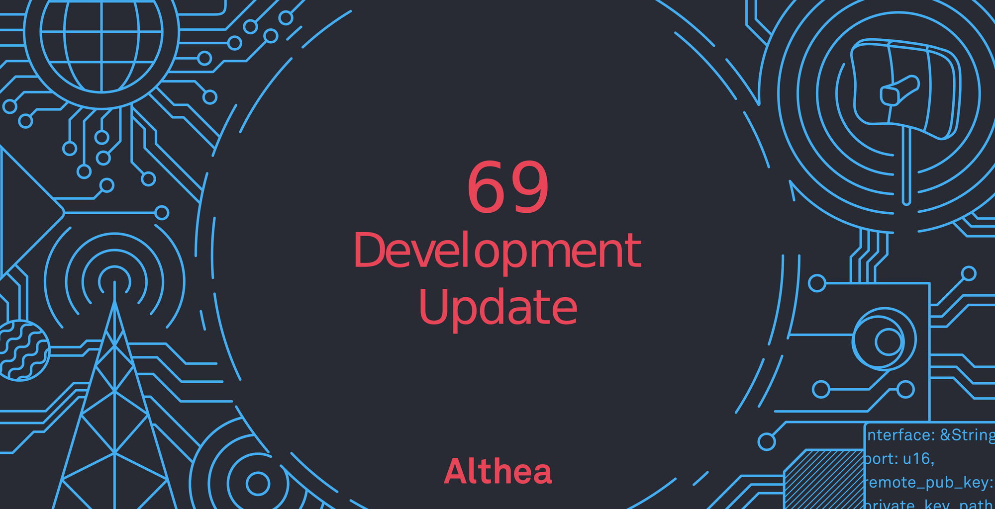 Althea Development Update #69: Decentralization
